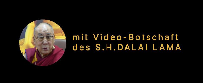 Botschaft Dalai Lama