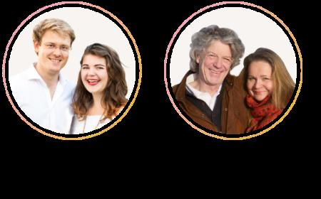 Carsten, Angela, Heimo, Sabine